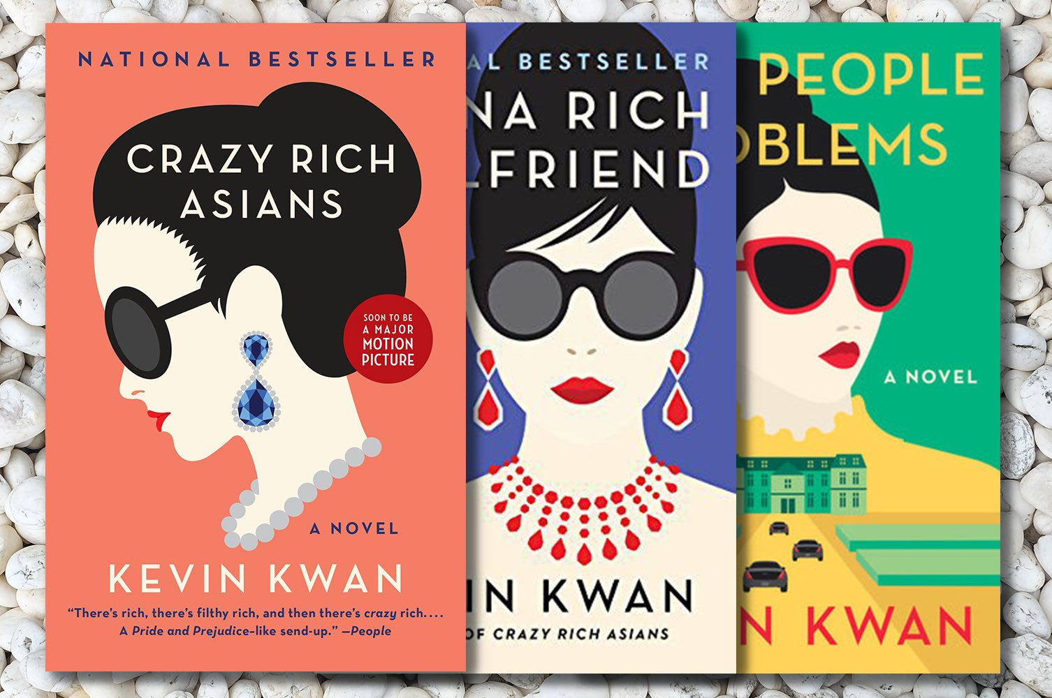 Image result for crazy rich asians trilogy pictures